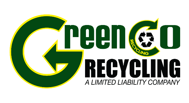 GreenCo Recycling logo